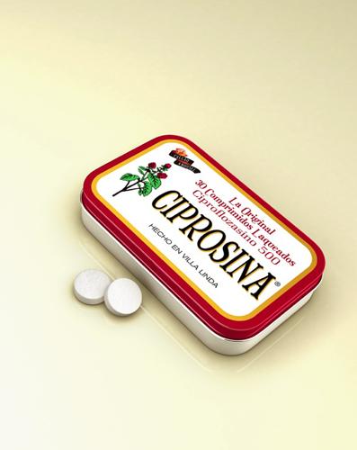 Farmax – Ciprosina