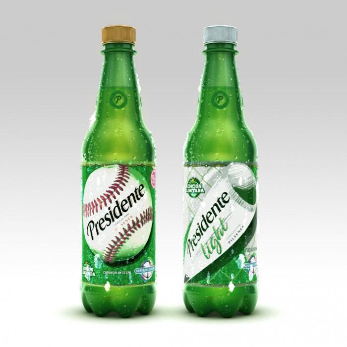 Presidente – Botellas Plásticas